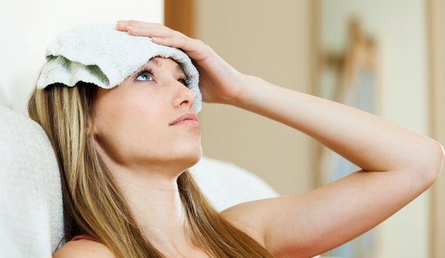 5 Способов снизить температуру без лекарств