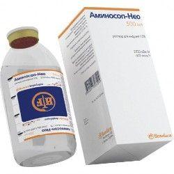 Раствор для инфузий 15% Аминосол-Нео