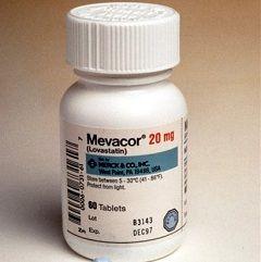 Мевакор - препарат группы статинов для лечения атеросклероза сосудов