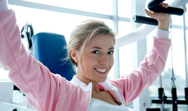 Комплекс упражнений, чтобы убрать жир со спины