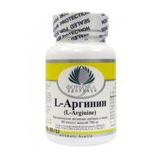 Биологически активная добавка Л-аргинин