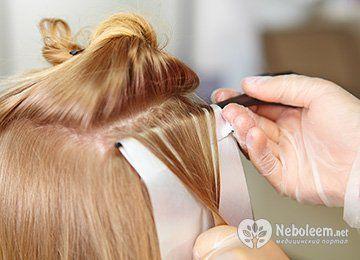 Как будет выглядеть мелирование на светло-русые волосы