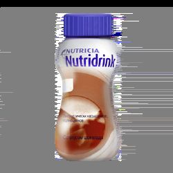 Нутридринк со вкусом шоколада