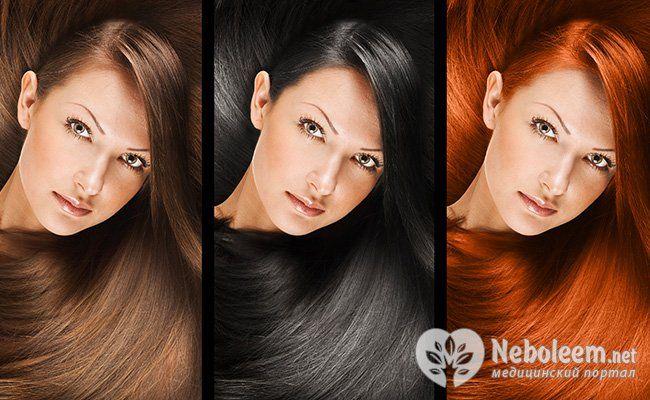 Почему женщины красят волосы