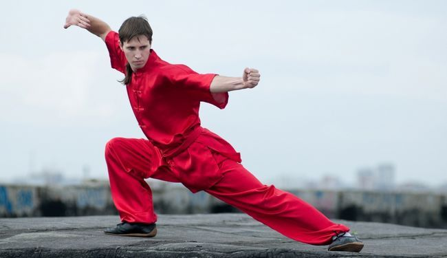 Ушу - обобщенное название боевых искусств в Китае