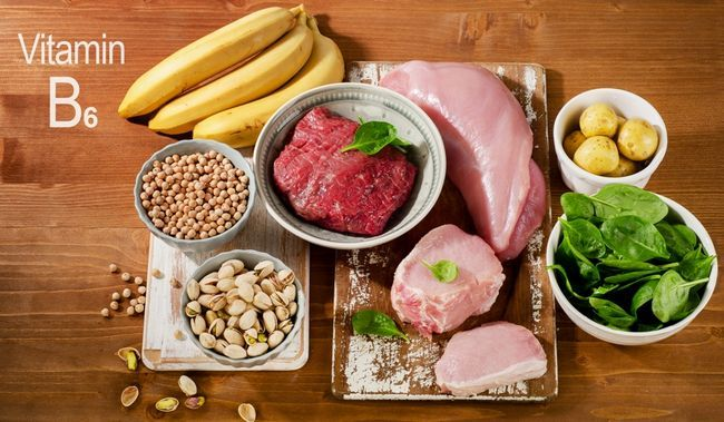 Продукты, богатые витамином B6