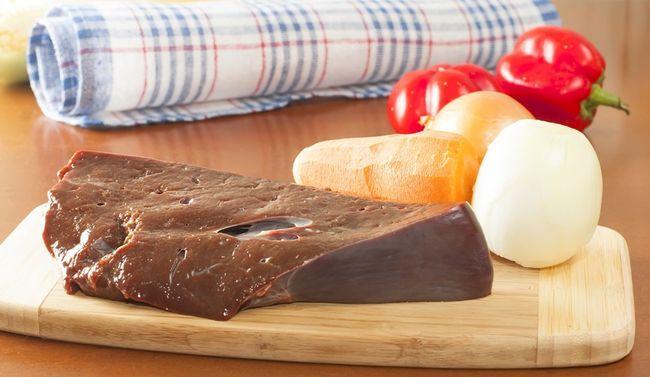 Содержание витамина B9 в продуктах
