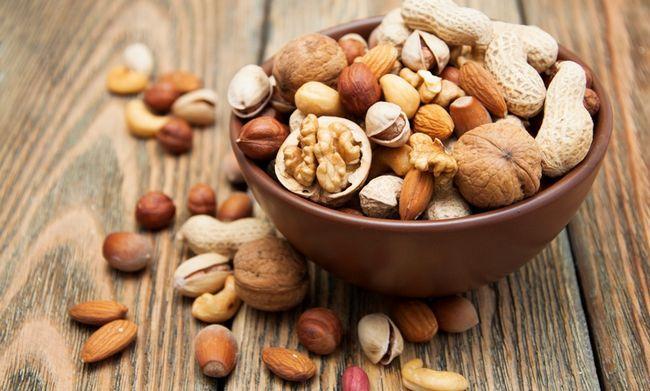 Содержание витамина F в продуктах