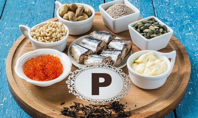 Содержание витамина P в продуктах